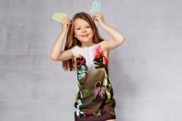 مدل لباس بچگانه Moschino