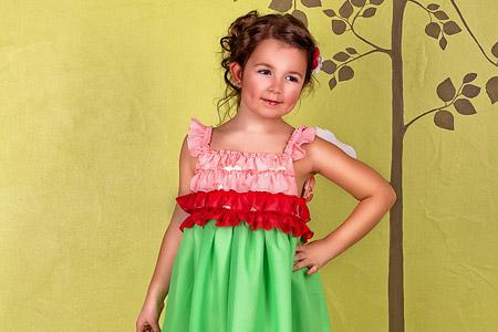 مدل لباس دخترانه Svadebka 10
