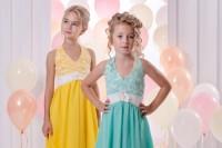 مدل لباس دخترانه Nika