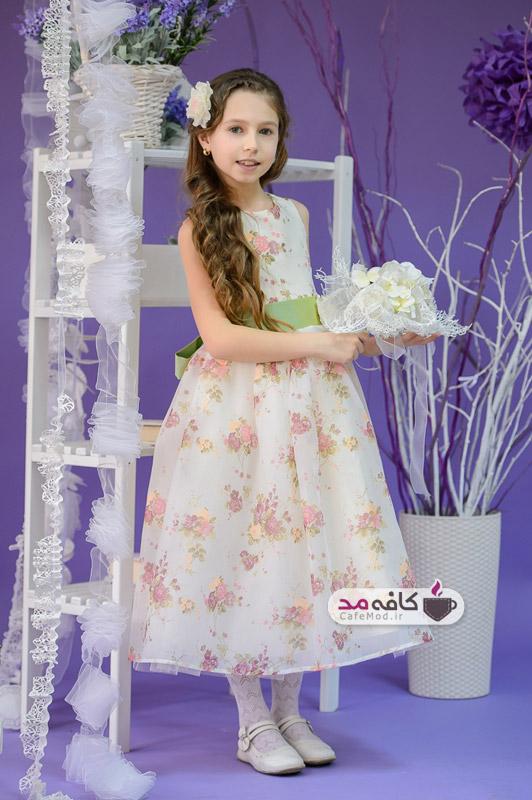 لباس مهمانی دخترانه