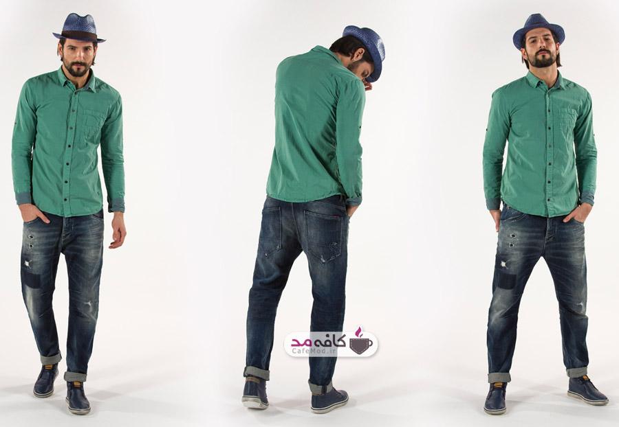 مدل لباس مردانه Staff Jeans