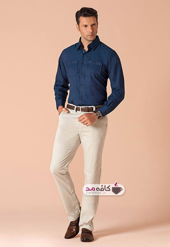 مدل لباس مردانه Traymon