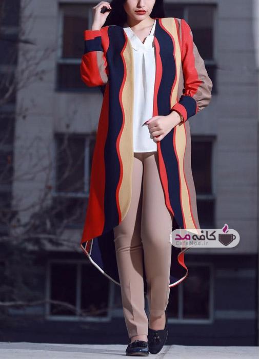 مدل مانتو مهردیزاین