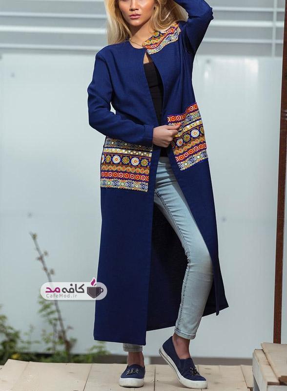 مدل مانتو ایرانی Silka