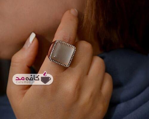 مدل انگشتر