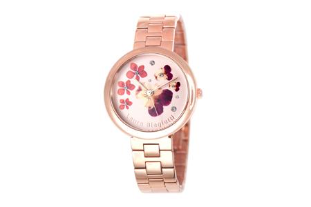 مدل ساعت گلدار دخترانه Laurabiagiotti 10