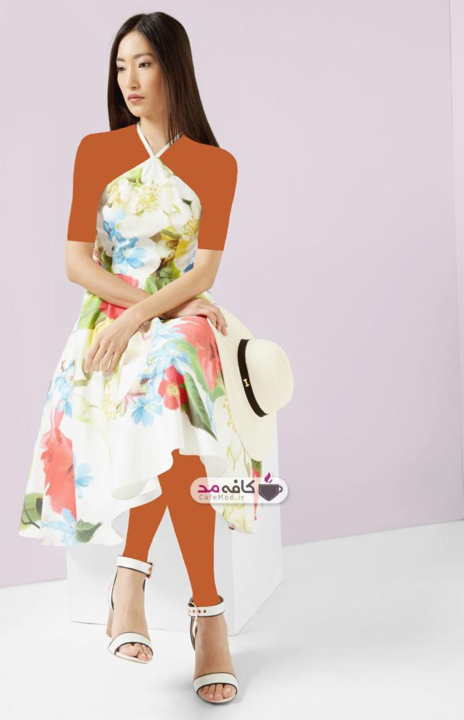 مدل لباس زنانه tedbaker
