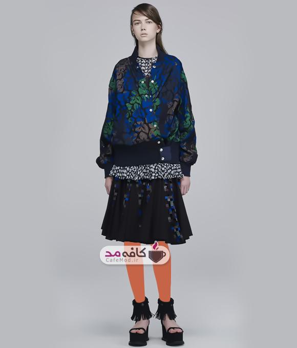 مدل لباس زنانه Sacai