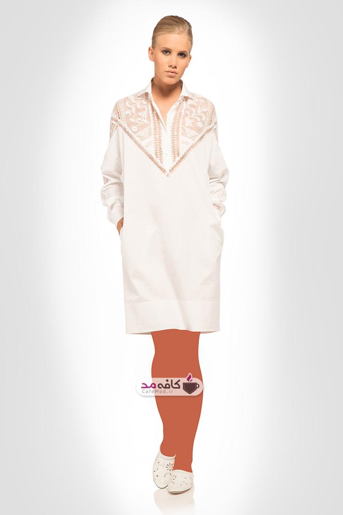 مدل لباس زنانه Ermanno Scervino