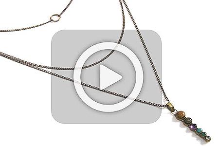 فیلم آموزش ساخت گردنبند