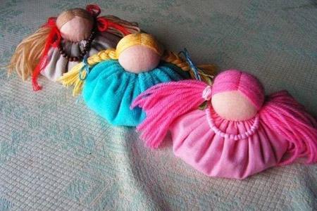 آموزش عروسک سازی