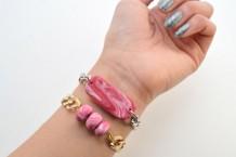 ساخت دستبند خمیری