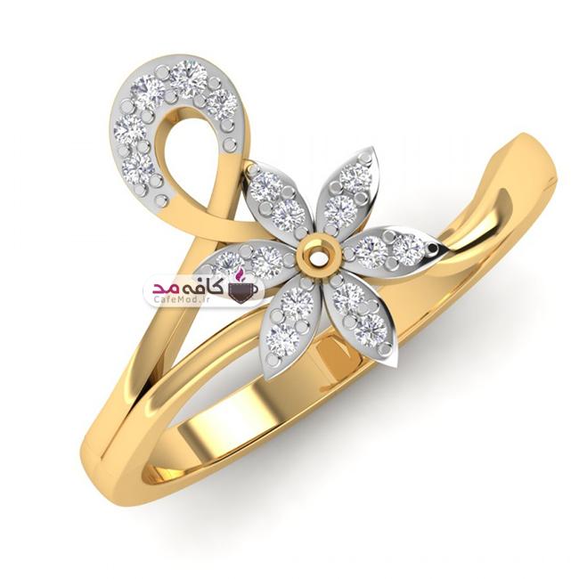 مدل انگشتر زنانه caratify