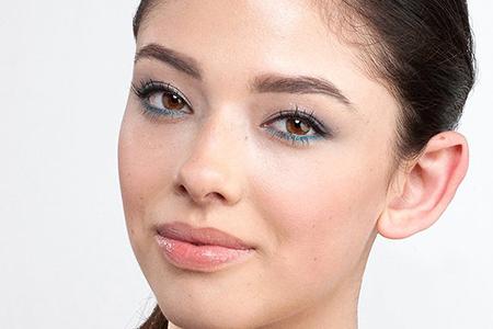 آموزش آرایش چشم ملایم 2