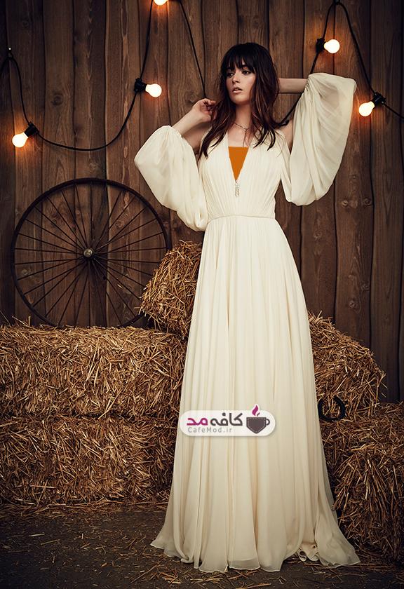 مدل لباس عروس Jenny Packham