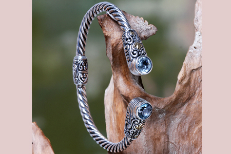 مدل دستبند زنانه Novica 10