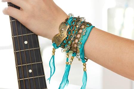 مدل دستبند دست ساز 7