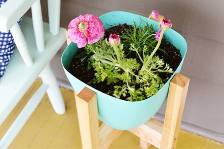 آموزش ساخت پایه برای گلدان
