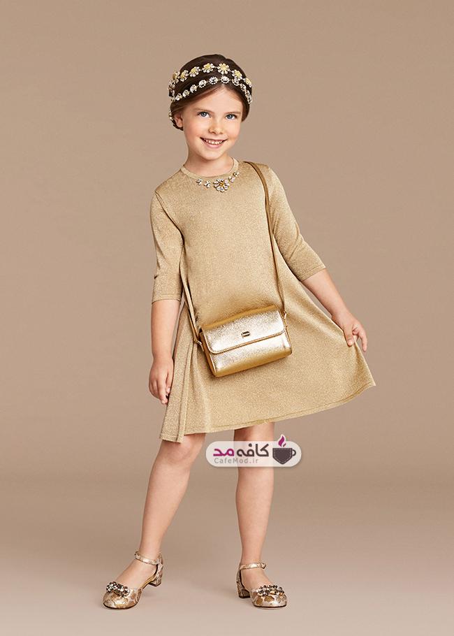 مدل لباس دخترانه Dolcegabbana