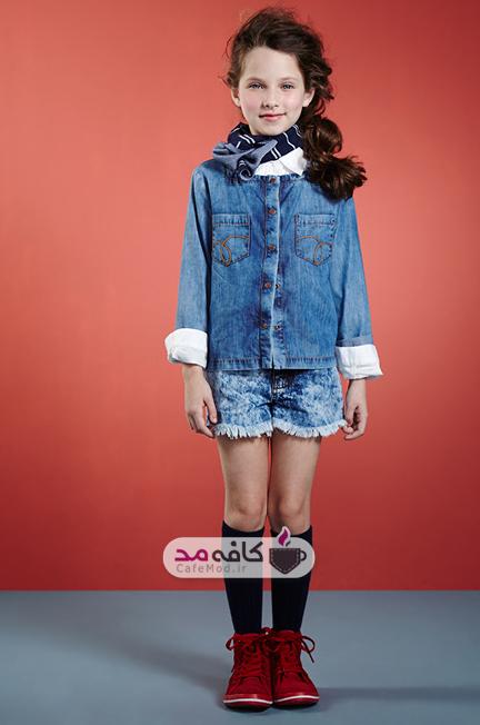 مدل لباس دخترانه Tyrol