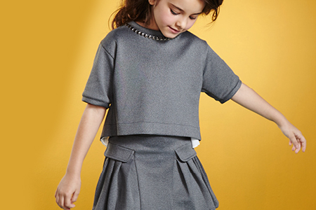 مدل لباس دخترانه Tyrol 1