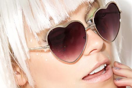 مدل عینک زنانه Dollskill 10