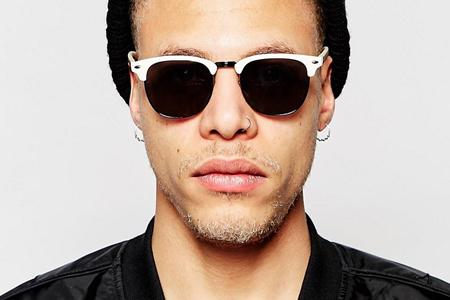مدل عینک مردانه River Island 10