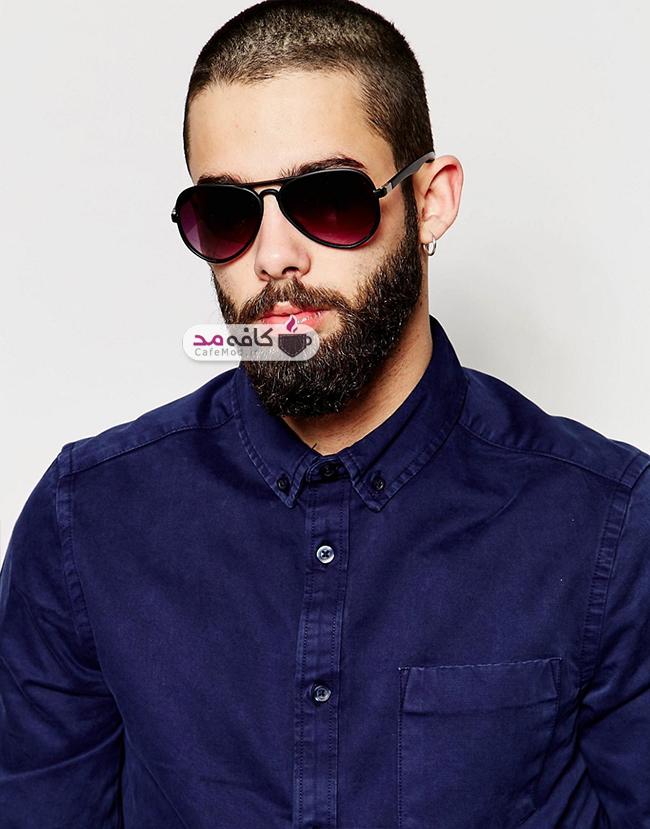 مدل عینک مردانه River Island