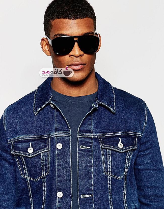 مدل عینک مردانه AJ Morgan