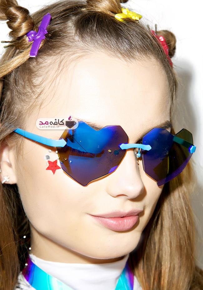 مدل عینک زنانه Dollskill