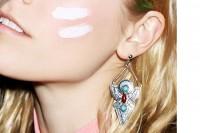 مدل گوشواره دخترانه Dolls kill