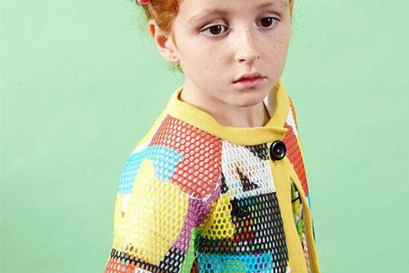مدل لباس مجلسی کودک 3