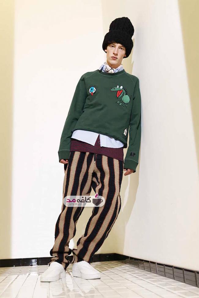 مدل لباس مردانه Andrea Pompilio