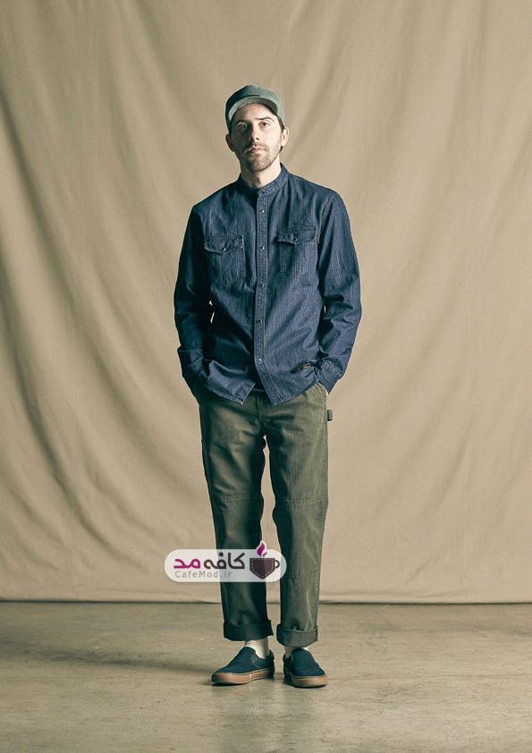 مدل لباس مردانه Espionage