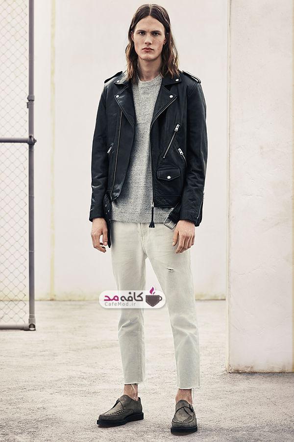 مدل لباس مردانه Allsaints