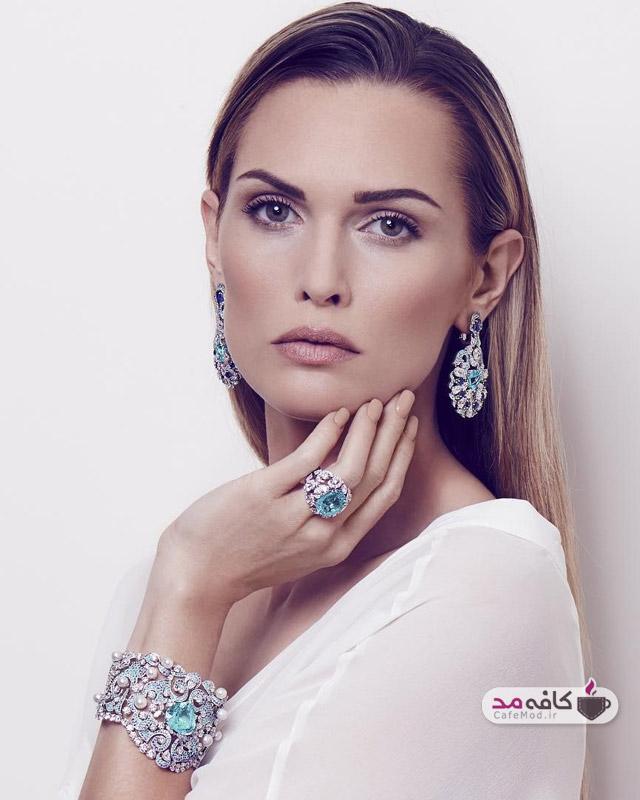 مدل جواهرات برند Orlov