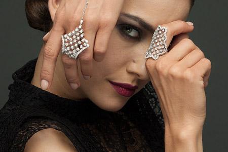 مدل جواهرات Ferrarifirenze