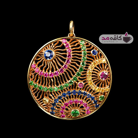 مدل مدال طلا