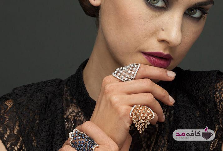 مدل جواهرات 2016