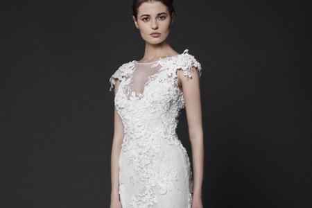 مدل لباس عروس 2016 10