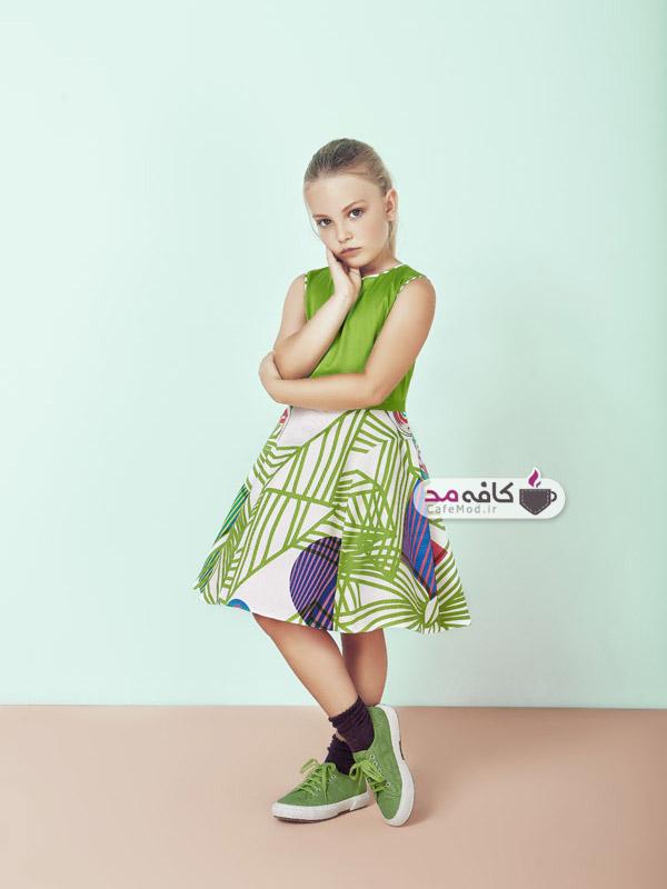 مدل لباس دخترانه 2016