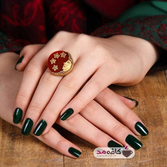 مدل انگشتر ایرانی