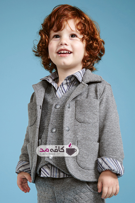 مدل لباس پسرانه Tyrol