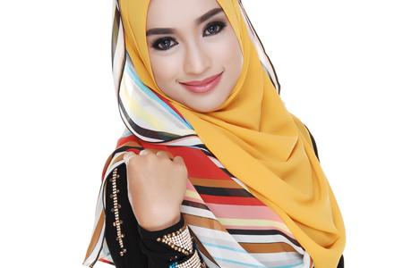 مدل روسری زنانه Secrets 7
