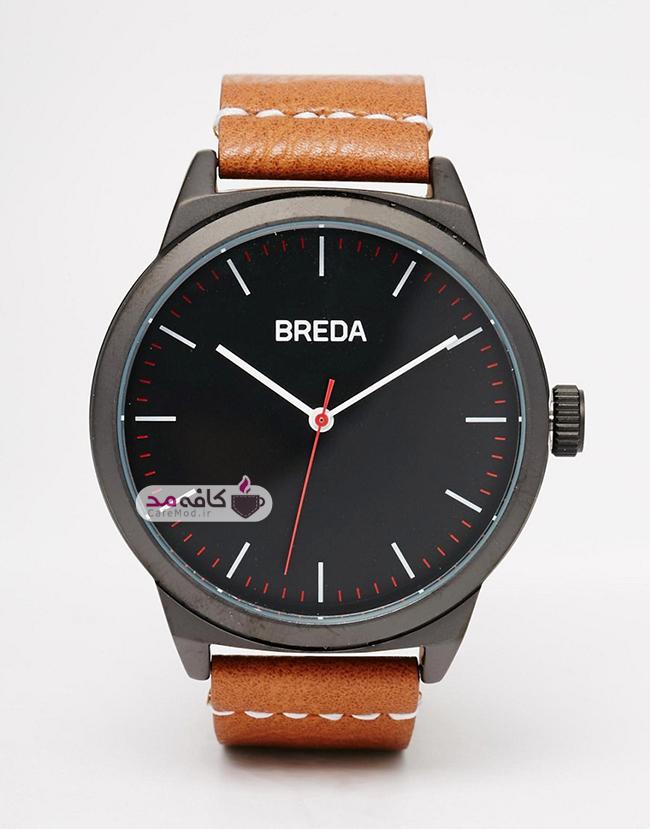 مدل ساعت مردانه Breda
