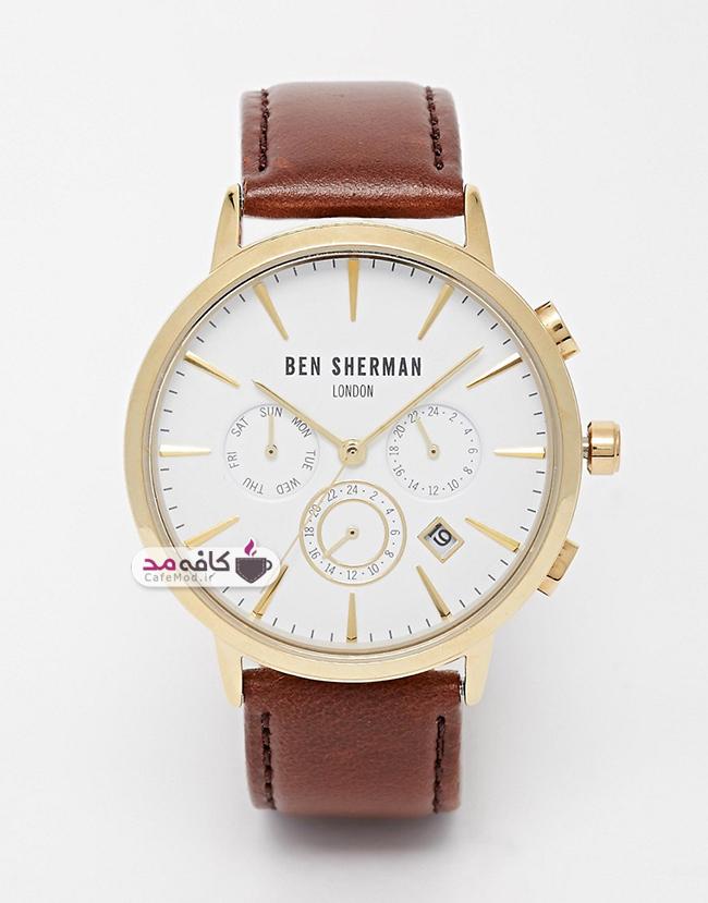 مدل ساعت مردانه Ben Sherman
