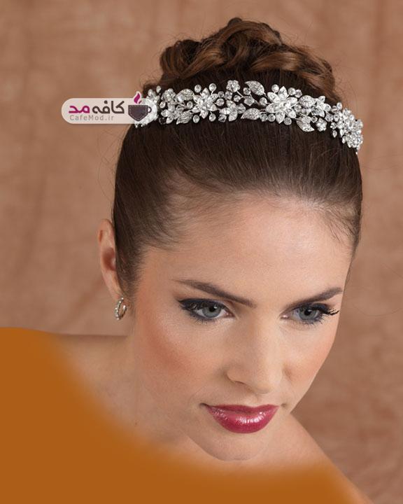 مدل تاج عروس Edwardberger