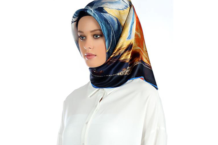 مدل روسری زنانه Picasso 10
