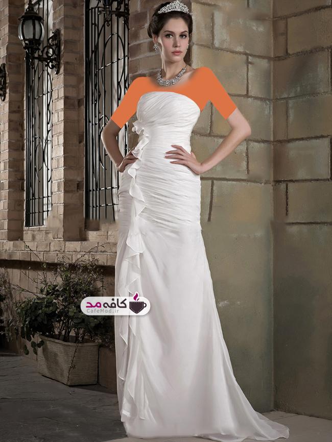 مدل لباس عروس Herbridal