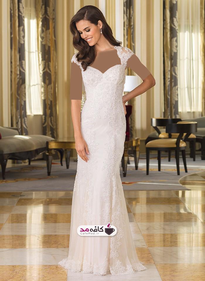 مدل لباس عروس Justinalexander